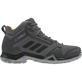 adidas TERREX AX3 Mid Gore-Tex Hiking Shoes Waterproof Men grey five/core black/mesa